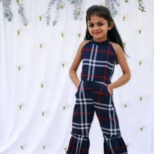 casual Jumpsuit with one free gift